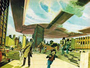 childhoods end neal adams art