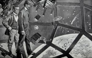 the first men in the moon illustration 31