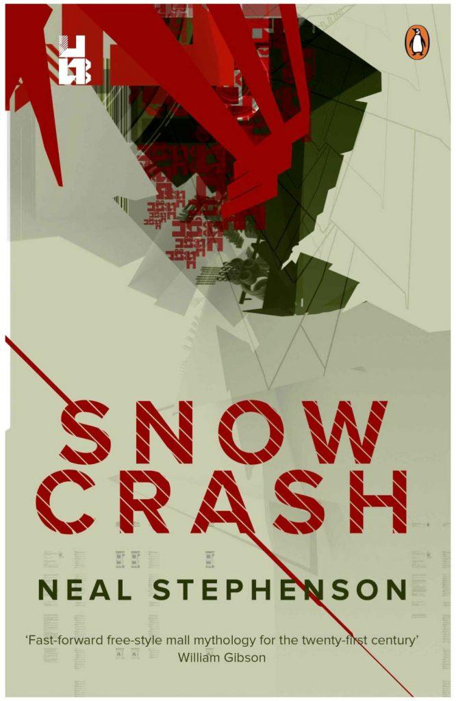 snowcrash cover original snow crash s